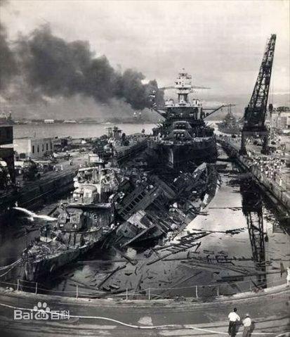 日本 珍珠港/航母大战的电影《珍珠港》